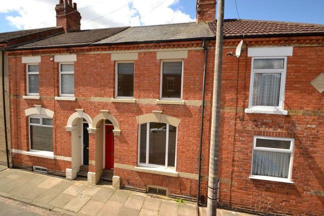 Thumbnail Terraced house for sale in Washington Street, Kingsthorpe Village, Northampton