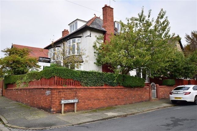 Thumbnail Detached house for sale in Langdale Road, Wallasey, Merseyside