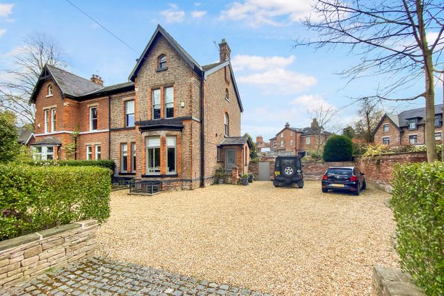 Thumbnail Property for sale in Heyes Lane, Alderley Edge