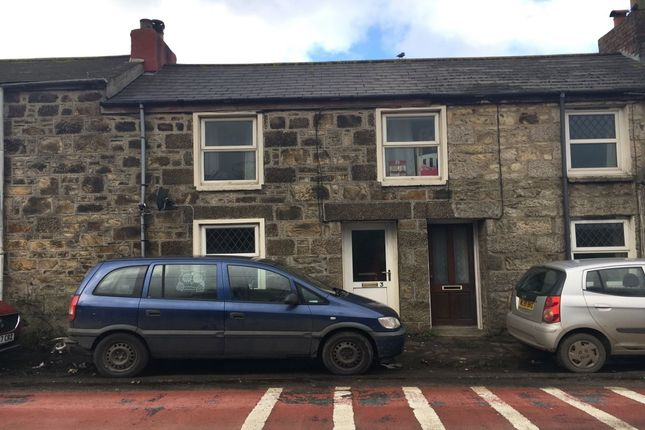 Thumbnail Terraced house for sale in Penhallick Row, Carn Brea, Redruth