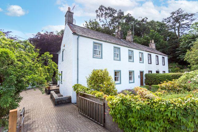 Semi-detached house for sale in Kirkbean, Dumfries