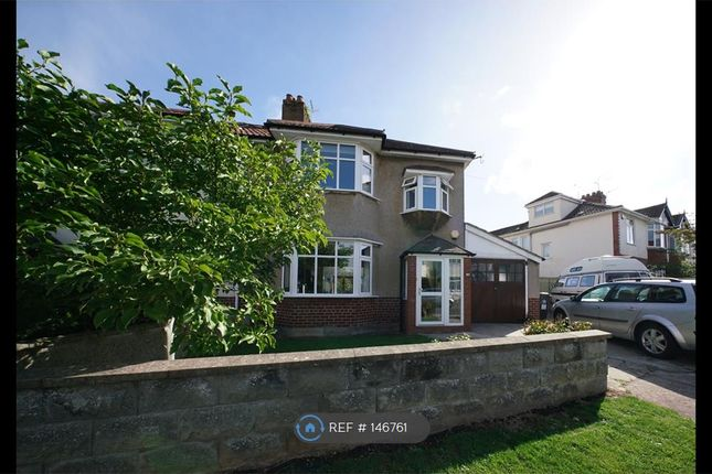 Thumbnail Semi-detached house to rent in Abbey Road, Bristol