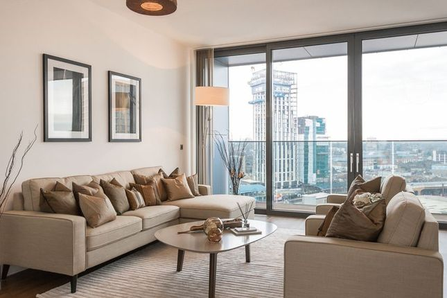 Thumbnail Flat to rent in The Penthouse Collection At Thurston Point, Lewisham