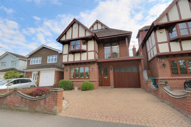 Thumbnail Detached house for sale in Fairview Gardens, Leigh-On-Sea