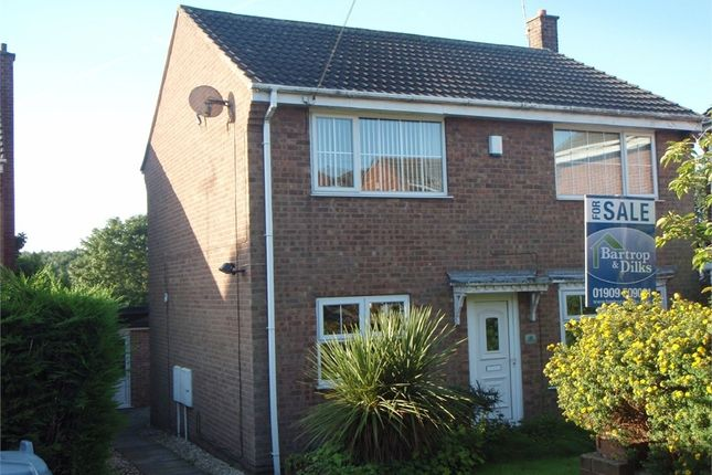 Thumbnail Detached house for sale in Crown Close, Rainworth, Mansfield, Nottinghamshire