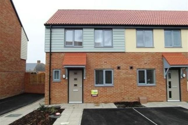 Thumbnail Terraced house to rent in Water Lily Drive, Darlington