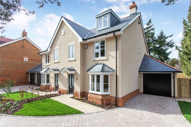 Thumbnail Semi-detached house for sale in Tennyson Mews, Shiplake, Oxfordshire