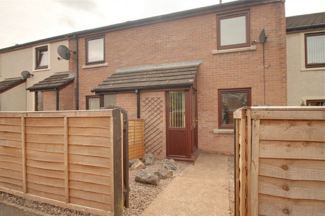 Thumbnail Terraced house to rent in 5 White House Gardens, Carleton Drive, Penrith, Cumbria