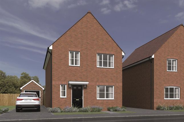 """4 bed semi-detached house for sale in Plot 18 St Mary's Place """"The Ashcroft"""" 25% Share, Kidderminster DY10"""