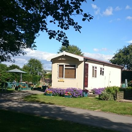 Thumbnail Mobile/park home for sale in Rockbridge Park (Ref 5240), Presteign, Powys, Wales