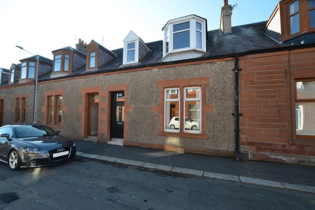 Thumbnail Terraced house for sale in 24 Roodlands Road, Girvan