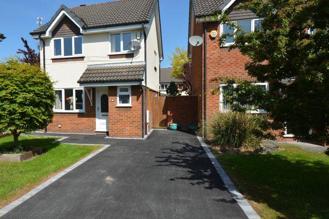 Thumbnail Detached house for sale in Dovecote, Droylsden