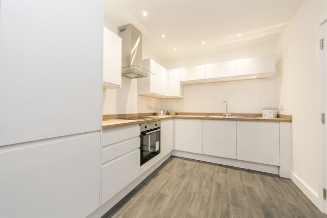 Thumbnail Flat for sale in Foundation Street, Ipswich