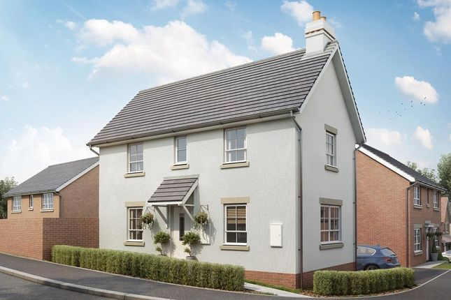 """3 bed detached house for sale in """"Moresby"""" at Bevans Lane, Pontrhydyrun, Cwmbran NP44"""