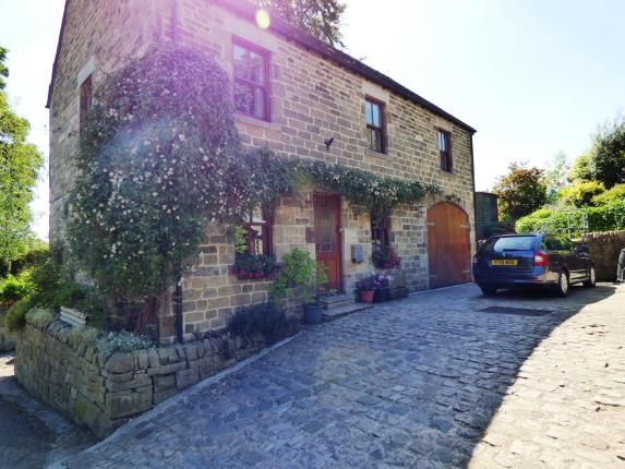 Thumbnail Detached house for sale in Leek Road, Longnor, Buxton, Derbyshire