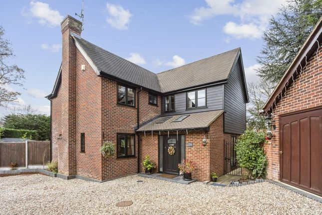 Thumbnail Detached house for sale in Hanging Hill Lane, Hutton, Brentwood, Essex