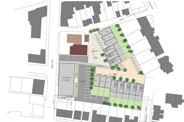 Thumbnail Commercial property for sale in Residential Development Site, Goodall Street, Macclesfield, Cheshire