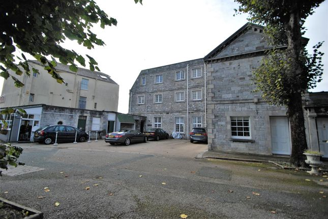 Thumbnail Flat to rent in The Square, Stonehouse, Plymouth