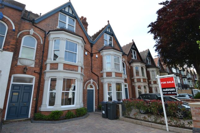 Thumbnail Terraced house for sale in Alcester Road, Moseley, Birmingham, West Midlands