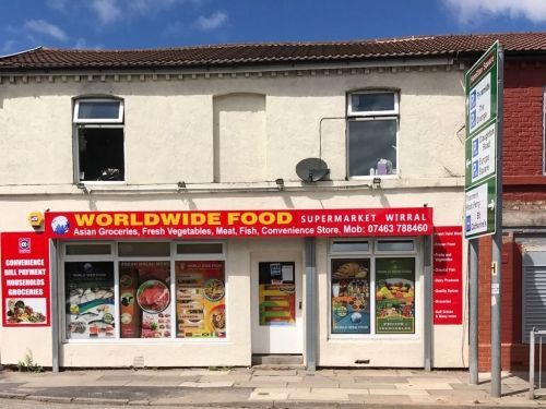 Thumbnail Retail premises for sale in Birkenhead, Merseyside
