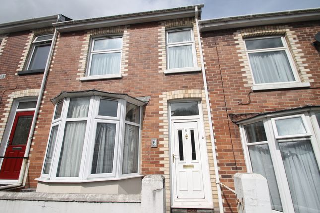 Thumbnail Terraced house for sale in Prince Maurice Road, Plymouth