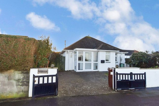 Thumbnail Bungalow for sale in Merlins Way, Tintagel
