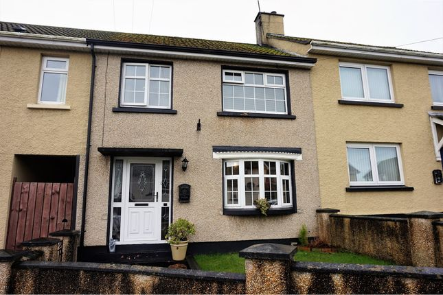 Thumbnail Terraced house for sale in Abbey Villas, Omagh
