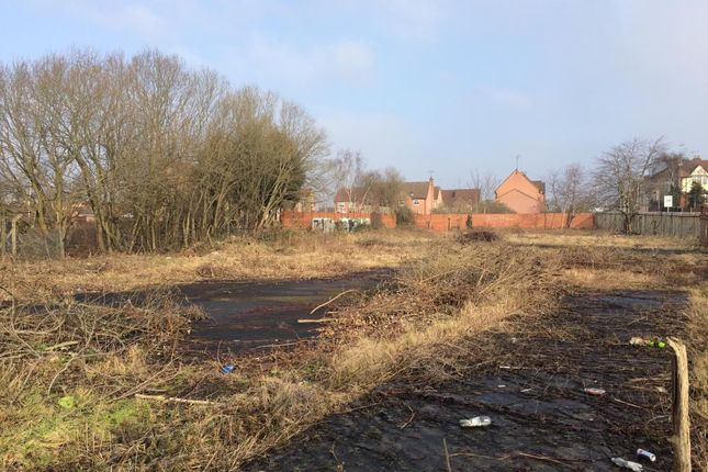 Industrial for sale in Land At Baums Lane, Mansfield