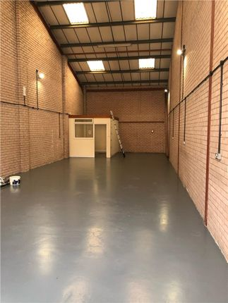 Thumbnail Light industrial to let in Unit 4, Block 3, Riverside Trading Estate, Navigation Road, Northwich, Cheshire