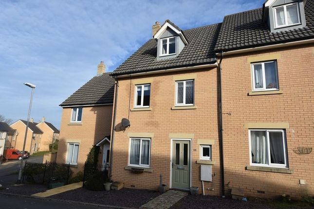 Thumbnail Terraced house to rent in Pollards Place, Bideford