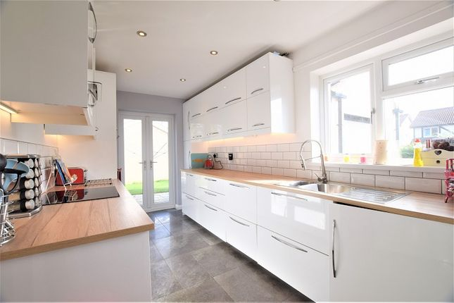 Kitchen of 29 Norwood, Thornhill, Cardiff. CF14