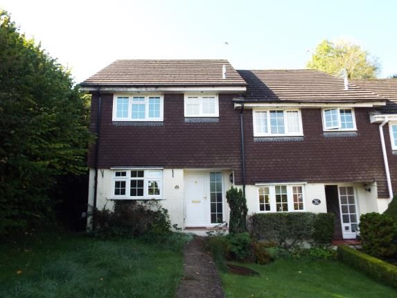Thumbnail End terrace house for sale in Kings Worthy, Winchester, Hampshire