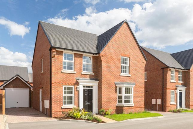 "Thumbnail Detached house for sale in ""Holden"" at Fen Street, Brooklands, Milton Keynes"