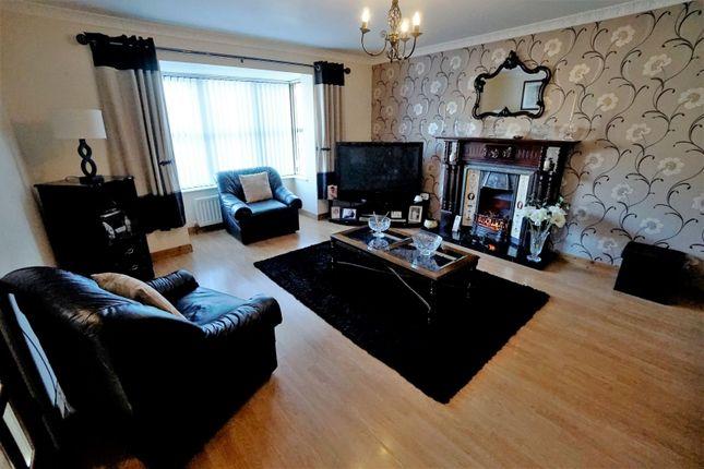 Lounge of Ardvanagh Close, Newtownards BT23