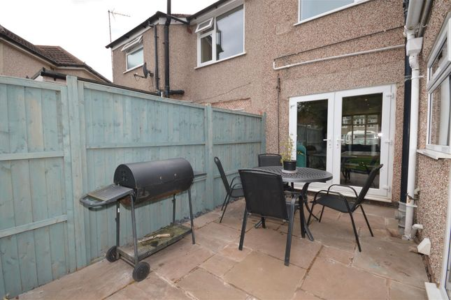Patio Area of Cranford Road, Coundon, Coventry CV5