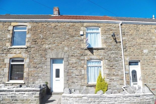 Thumbnail Terraced house to rent in Middle Road, Cwmdu, Swansea