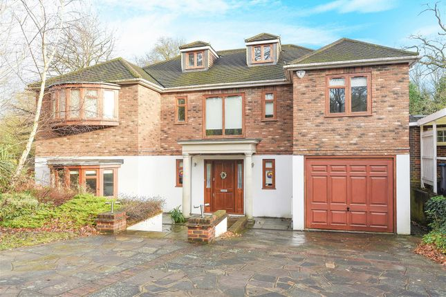 Thumbnail Detached house to rent in Henley Drive, Kingston Upon Thames