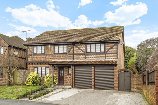 Thumbnail Detached house to rent in Martins Heron, Bracknell