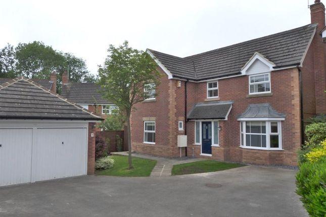 Thumbnail Detached house to rent in Appleby Way, Knaresborough
