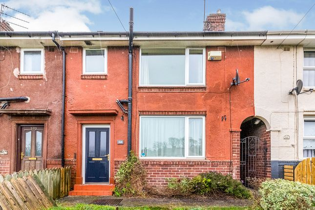 3 bed terraced house for sale in Herries Road, Sheffield, South Yorkshire S5