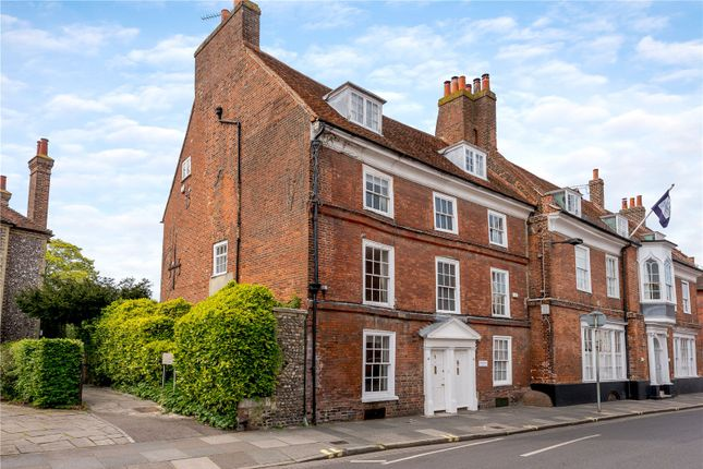 Thumbnail Town house for sale in North Street, Chichester, West Sussex
