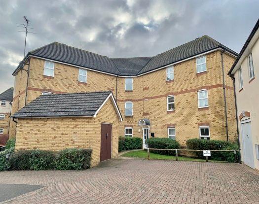 Thumbnail Flat to rent in Clay Furlong, Leighton Buzzard