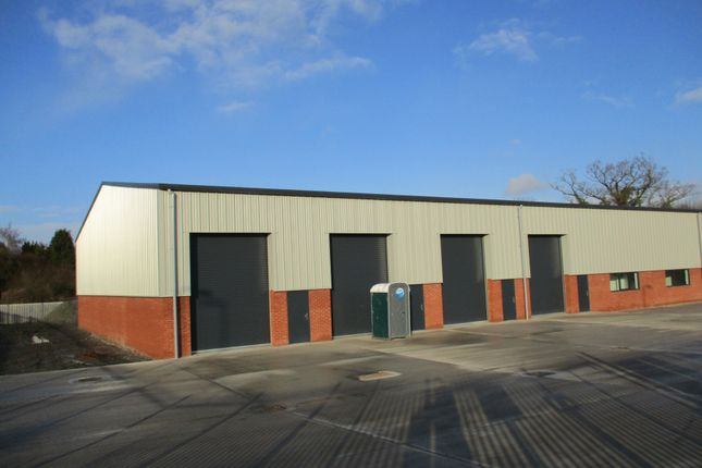 Thumbnail Retail premises to let in Tenbury Business Park, Bromyard Road