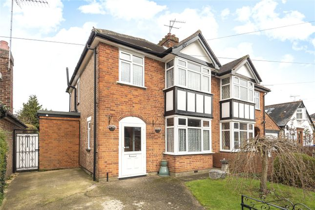Thumbnail Semi-detached house for sale in Clammas Way, Uxbridge, Middlesex