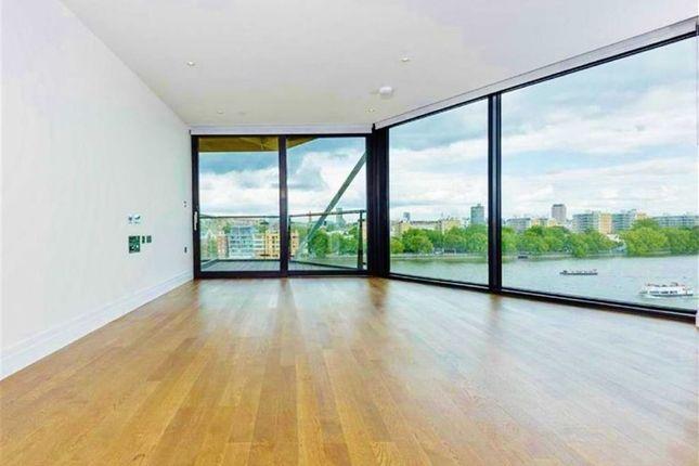 Thumbnail Flat for sale in Five Riverlight Quay, Nine Elms, London