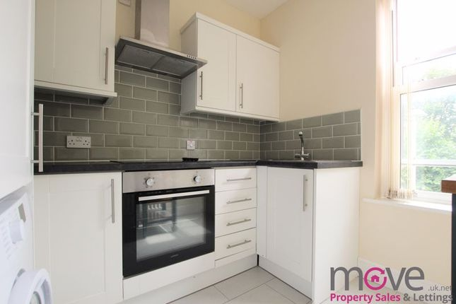 2 bed flat to rent in Westend Terrace, Gloucester GL1