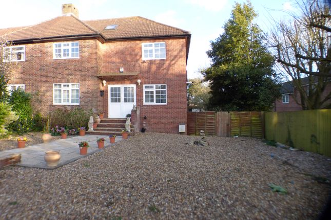 Thumbnail End terrace house for sale in Dellors Close, High Barnet