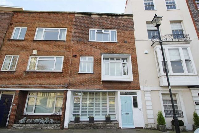 Thumbnail Terraced house for sale in High Street, Portsmouth