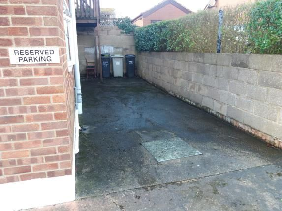 Driveway of The Studio, Allenby Crescent, Fotherby, Louth LN11