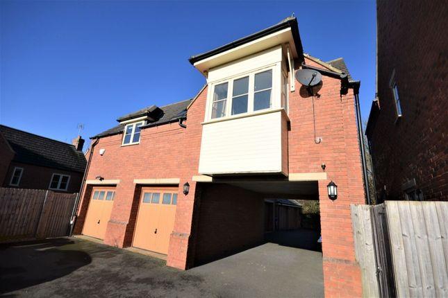 Thumbnail Flat to rent in Pritchard Close, West Haddon, Northampton